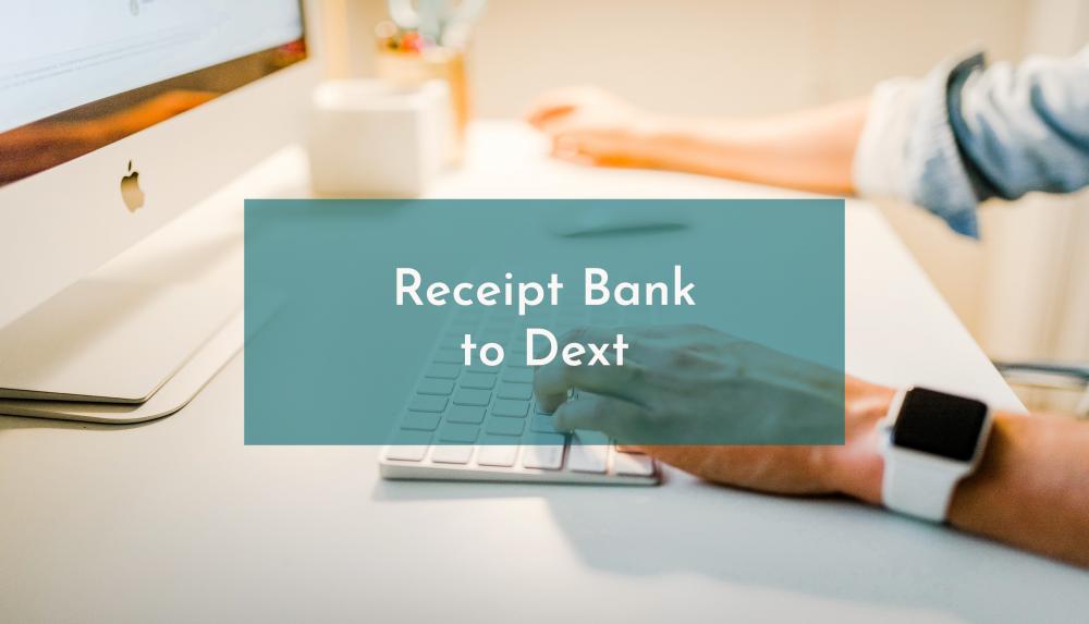 Receipt Bank is Now Dext