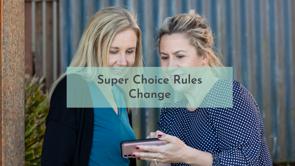 Super Choice Rules Change